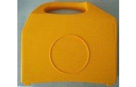 Bočný kryt skrine ľavý žltý