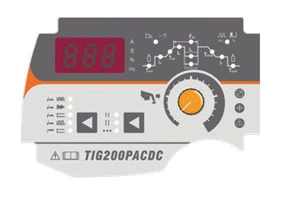 TIG 200P AC/DC digital + príslušenstvo