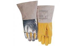 Zváračské rukavice MIG/MAG 10-2755