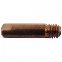 Kontaktná špička M6/25mm - krátky závit