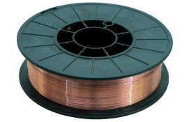 Zvárací drôt oceľ SG2 (5 kg)