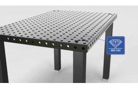 Zvárací stôl BASIC S16 plazmanitridovaný