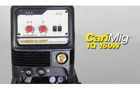 CariMig IQ 160W + horák + vozík