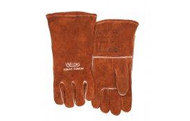 Zváračské rukavice MIG/MAG 10-2392 L