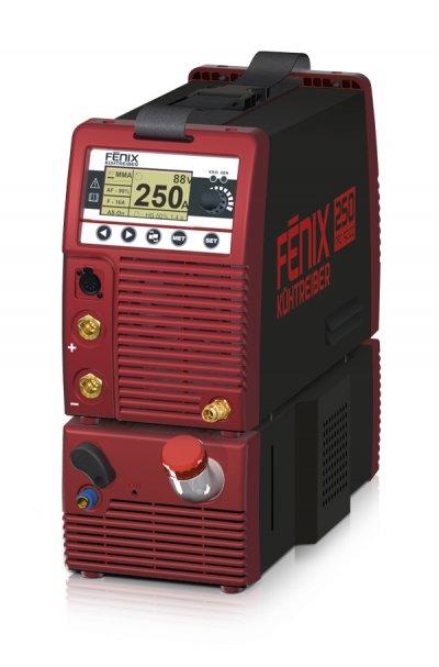 Fénix 250 PFC AC/DC s vodným chladením SETII
