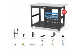 Stôl Siegmund Workstation SET2