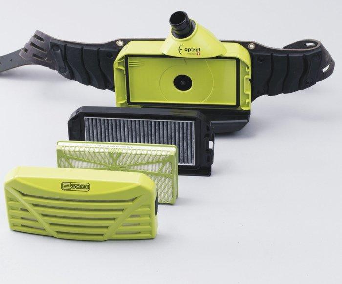 Filtračná jednotka Optrel e3000
