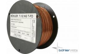 Zvárací drôt Bohler SG2 trubičkový pr. 0,9 mm (1 kg)