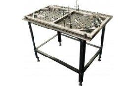Zvárací stôl FRAME BUILDER s príslušenstvom