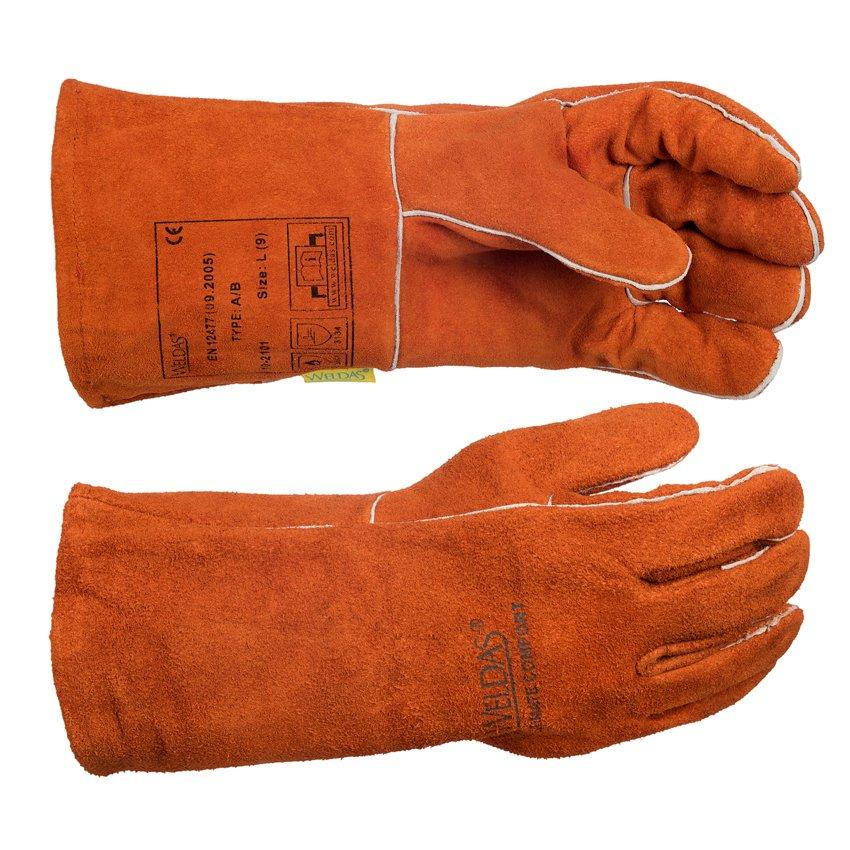 Zváračské rukavice MIG/MAG 10-2101
