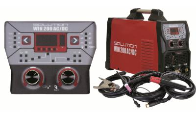 Solution WIN 200 AC/DC pulzná tigová zváračka