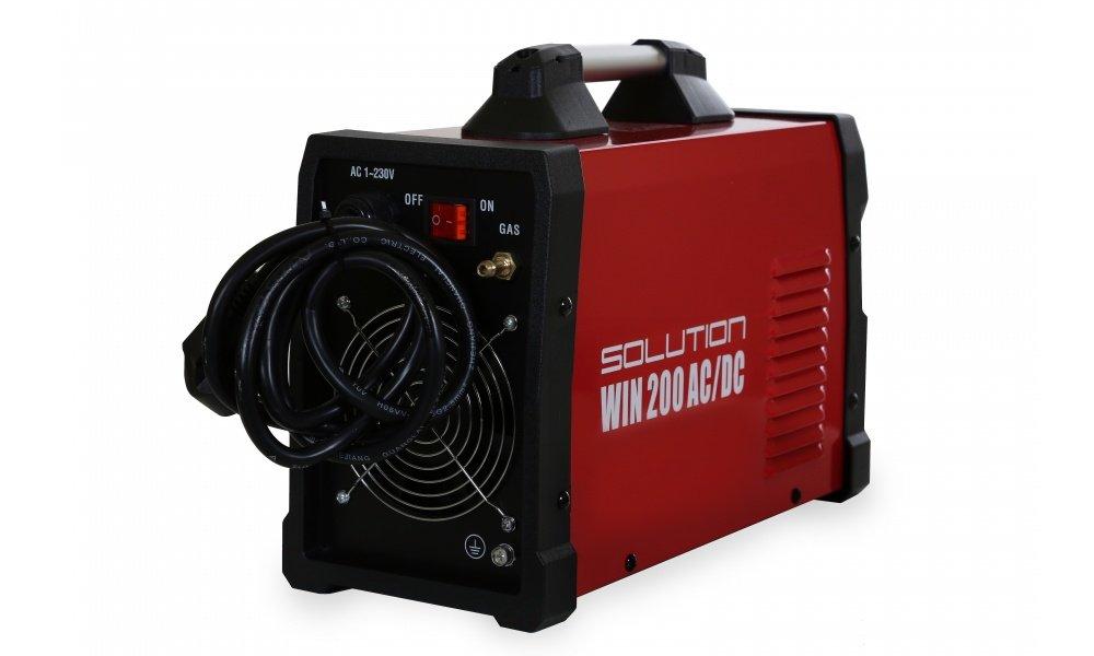 Solution WIN 200 pulzná tigová zváračka