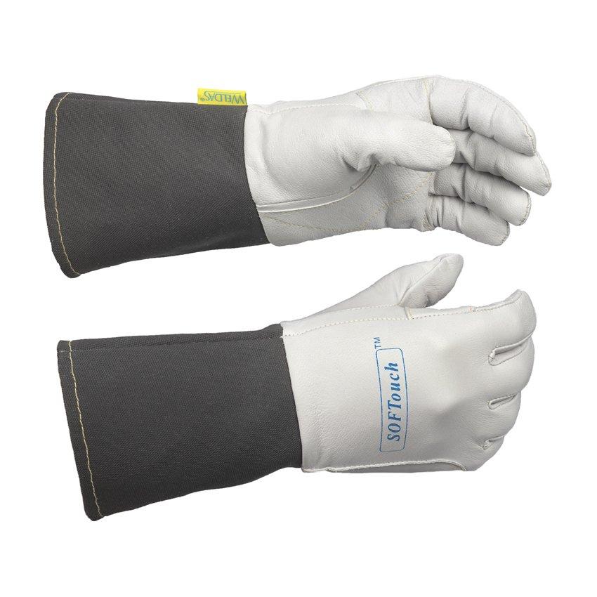Zváračské rukavice TIG 10-1004