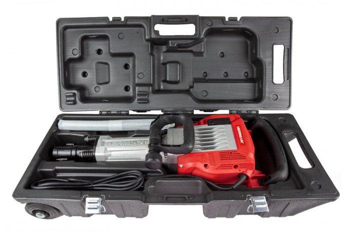 Elektropneumatické búracie kladivo MX 518 / 1750W / 45J