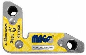 Permanentný magnet rohový